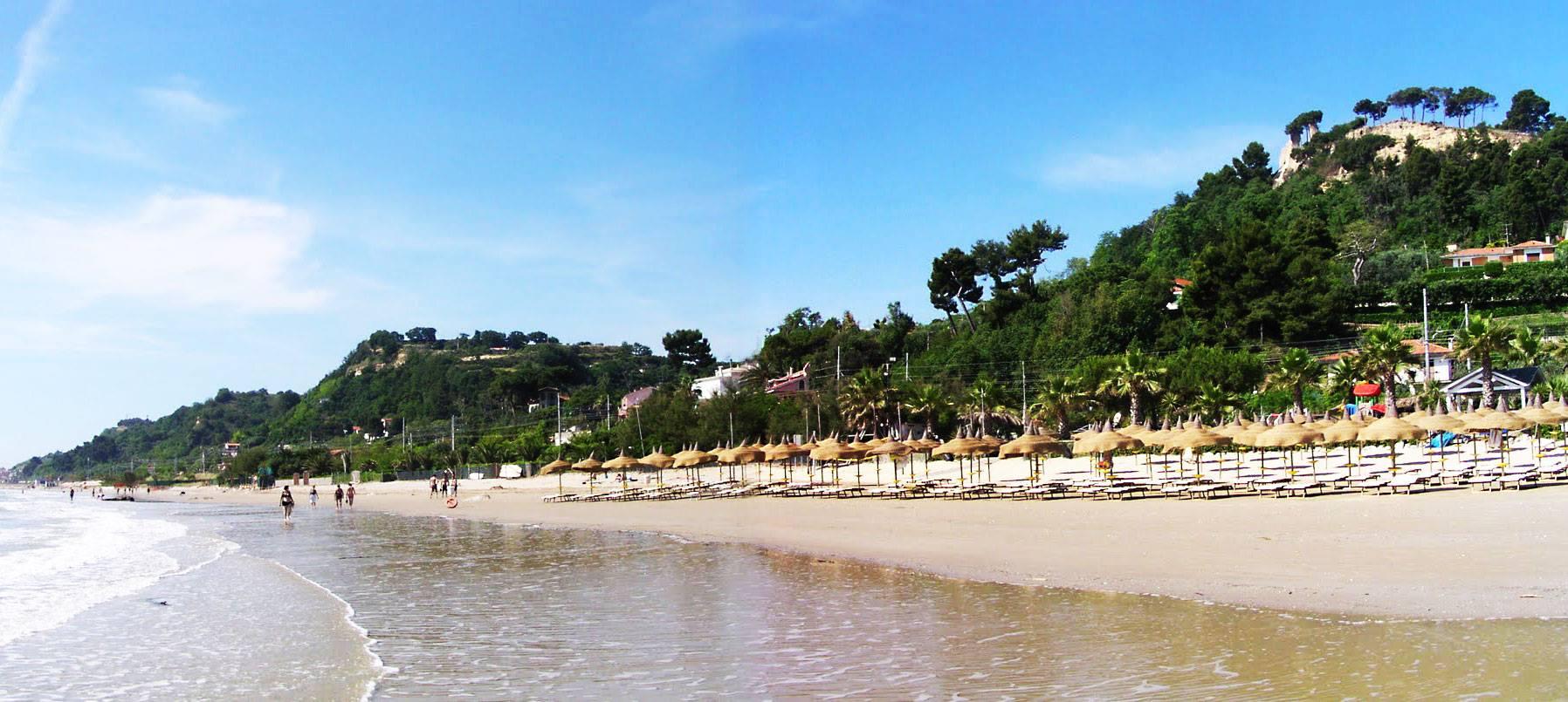 cupra marittima spiagge marchigiane