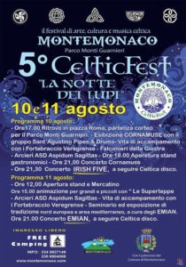 Montemonaco Celtic Fest